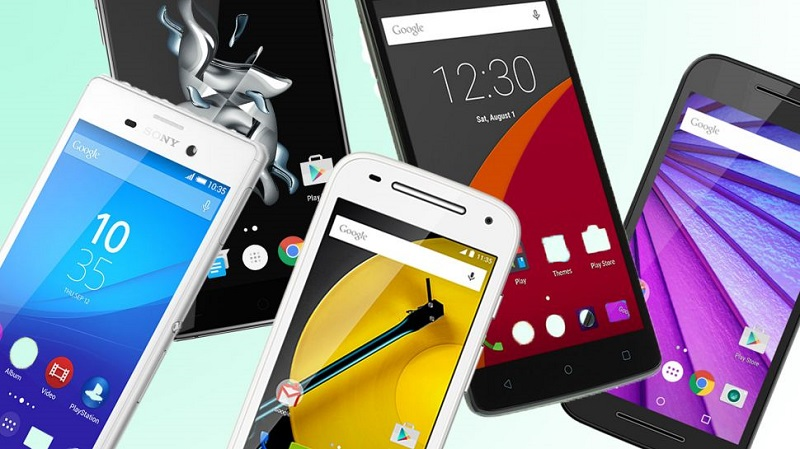 High-End Mobile Phones