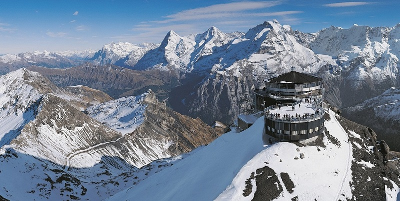 Schilthorn Mountain