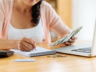 Managing a budget