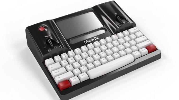 Typewriter Freewrite