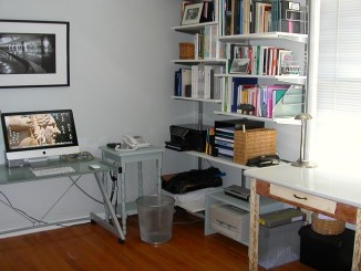 Decorate your home as office