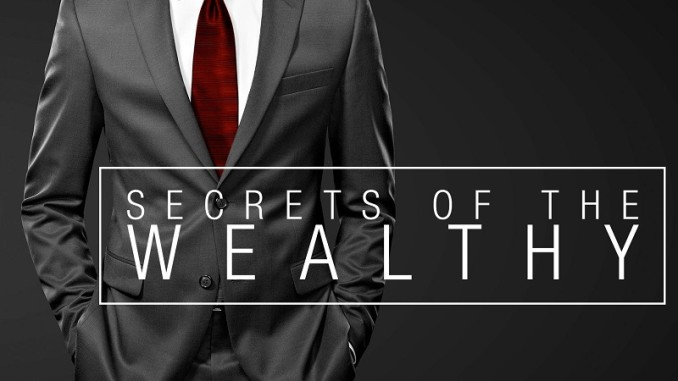 Secrets to be rich
