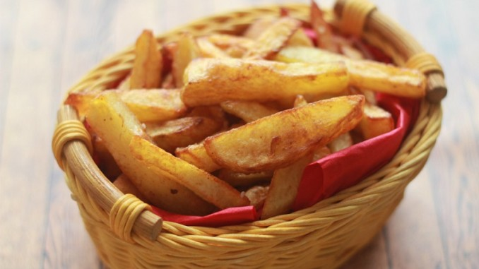 The best fries
