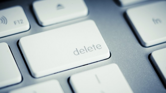 delete locked files