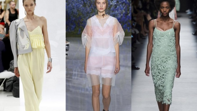 Colors to wear this Spring-Summer 2016
