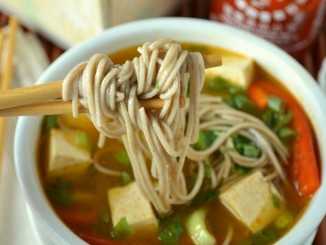 Oriental soups