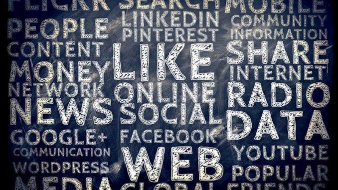Social networks freelancers