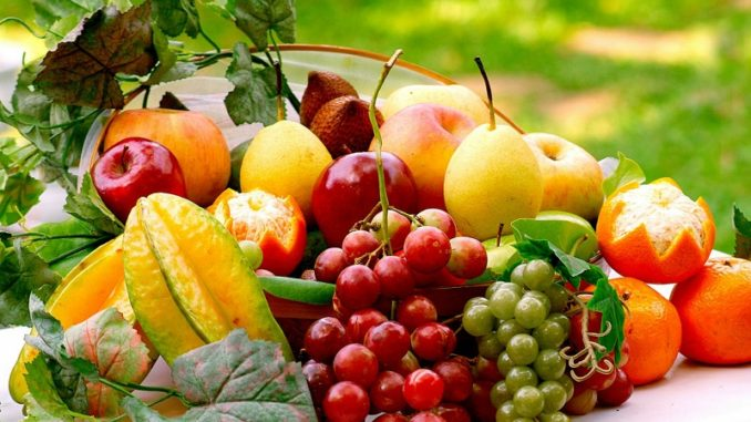 Properties of fruits