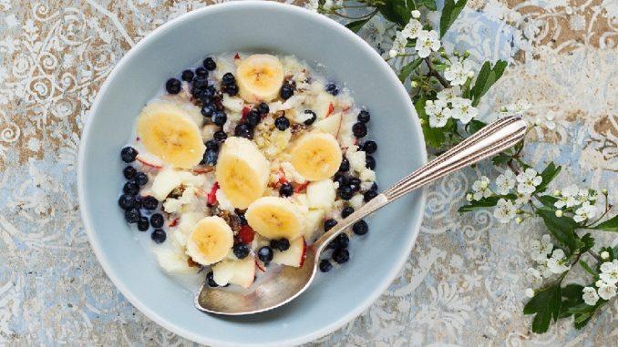 Breakfast recipe muesli