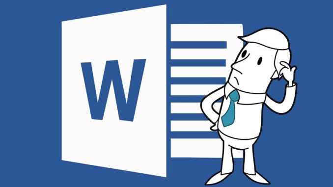 Repair Word document