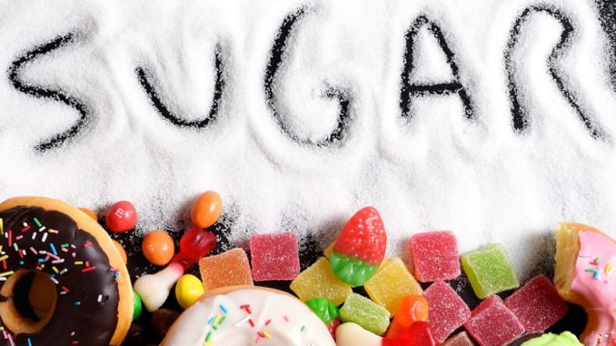sugar can affect your brain